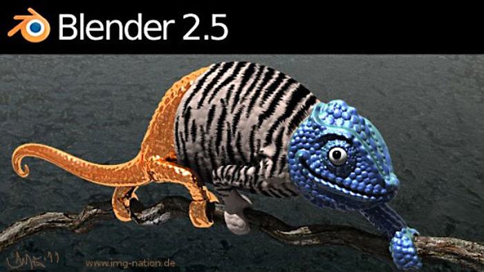 Blender 2.57
